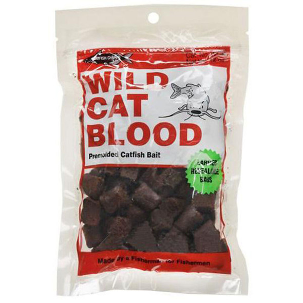 Catfish Charlie Wild Cat Chicken Blood