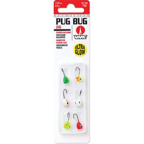 VMC Pug Bug Jig Kit #6 Hook 1/16oz