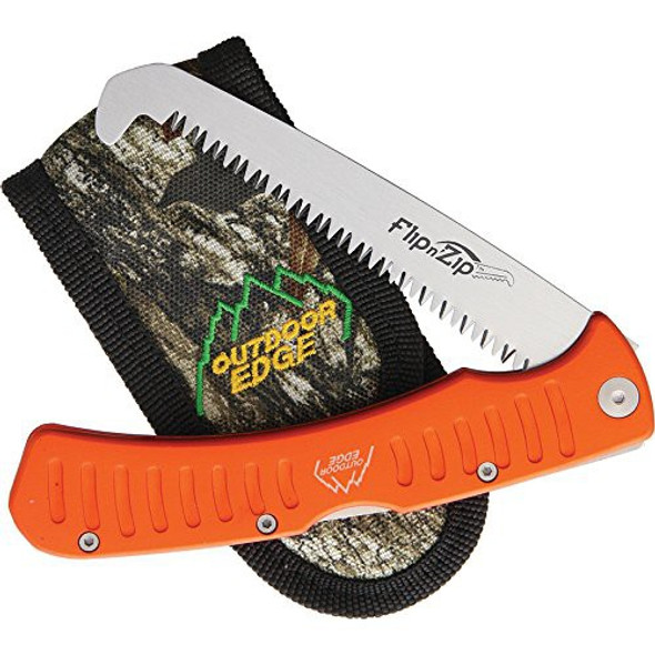 "Outdoor Edge Flip N Zip Saw 4.5"" Blade"