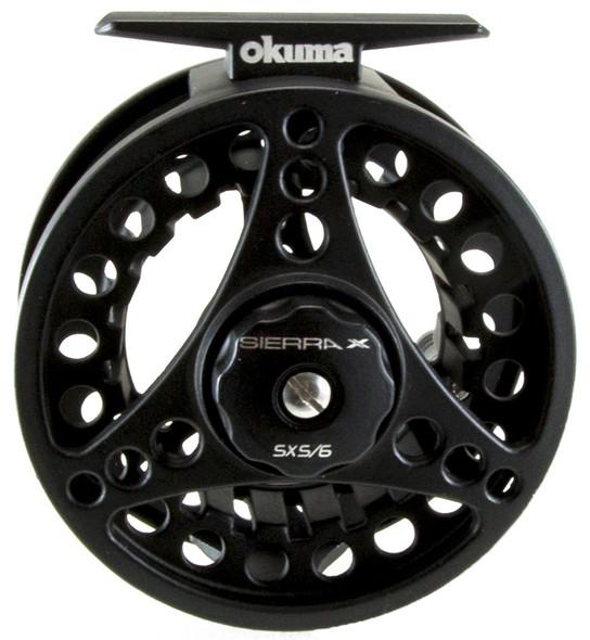 Okuma Sierra X 5/6 Fly Reel