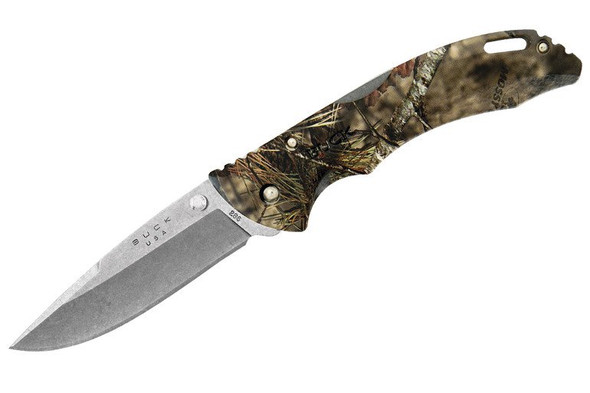 Buck 3286 Bantam Break Up Country Mossy oak