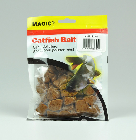 Magic Catfish Bait Liver Flavor