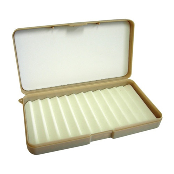 Dragonfly Fly Box Ripple Foam Tan