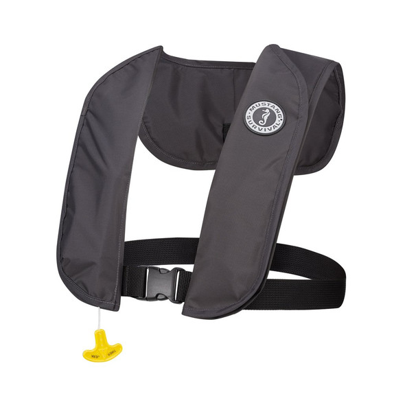 Mustang Manual Inflate PFD MIT70 Admiral Grey