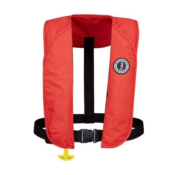 Mustang Automatic Inflate PFD MIT70 Red