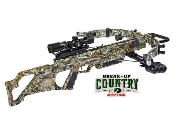 Excalibur Matrix Bulldog 330 Mossy Oak Breakup Country