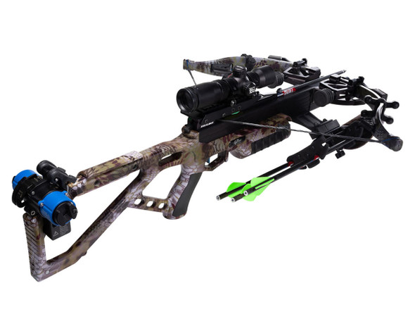 Excalibur Micro 360TD Mossy Oak Breakup Country With Charger EXT Pkg