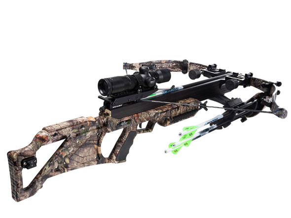 Excalibur Bulldog 440 Mossy Oak Breakup Country
