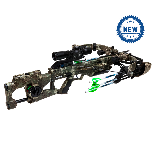 Excalibur Assassin 400TD True Timber Strata Camo Pkg