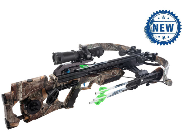 Excalibur Assassin 420TD Real Tree Edge Camo Pkg