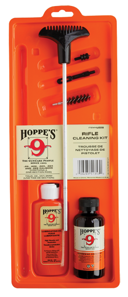 Hoppes Rifle & Shotgun Cleaning Kits
