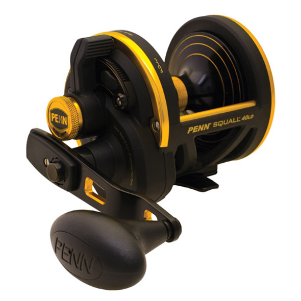 Penn Squall 40 Casting Reel Lever Drag Right Hand