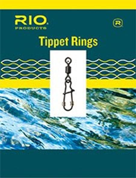 Rio Tippet Rings 2mm 25lb 10pk