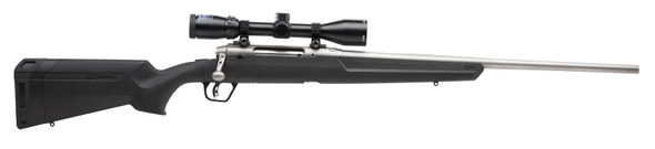 Savage Axis II XP 7mm-08 Stainless Steel c/w Scope
