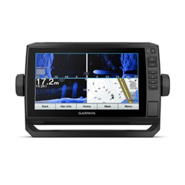 Garmin Echomap UHD 95SV c/w GT54UHD-TM Transducer & Canada LakeVu G3 & Bluechart G3