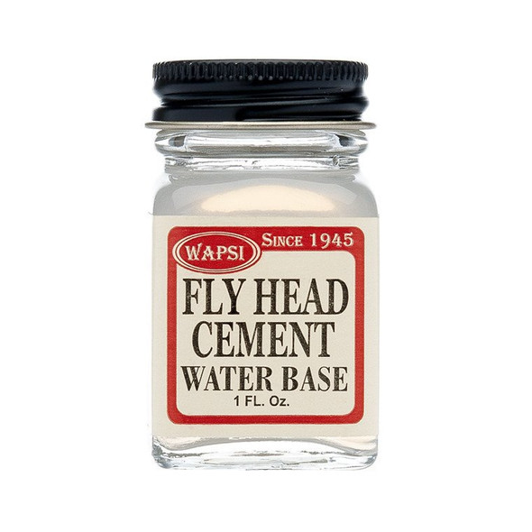 Wapsi Fly Head Cement Water Base 1oz