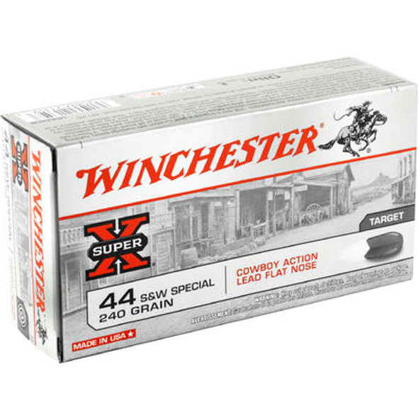 Winchester 44 S&W Special Cowboy Action 240gr