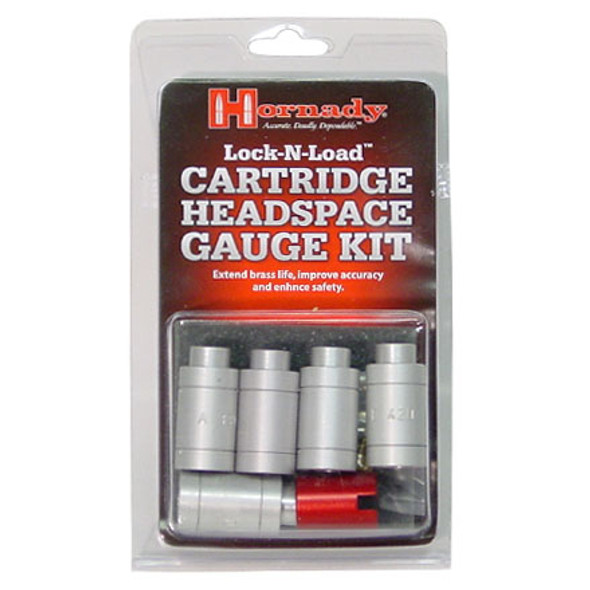 Hornady LNL Headspace Comparator Kit ::HK66 ::D1 ::STANDARD