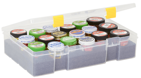 Plano Bait Jar Stowaway Holds 18 Jars