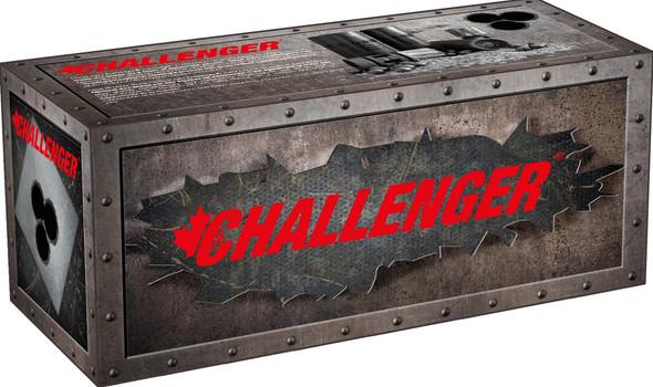 "Challenger 12ga 2-3/4"" Buckshot 00 Case 100"