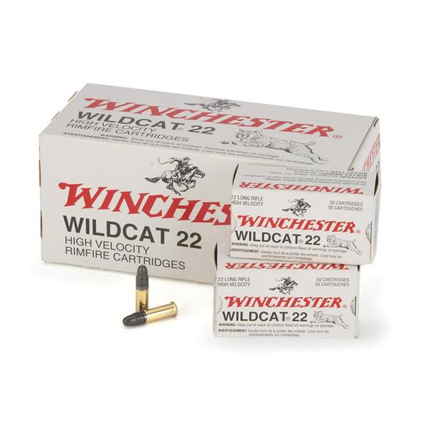 Winchester 22 LR Wildcat Brick 500