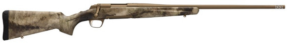 Browning X-Bolt 6.5 Creedmoor Hells Canyon Speed