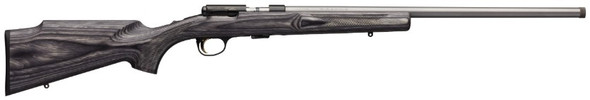 Browning T-Bolt 17HMR Target SS Gray Laminate Stock