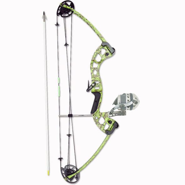 Muzzy Vice Complete Bowfishing Kit Left Hand