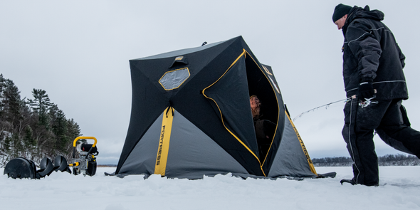 Frabill Ice Tent Fortress 260