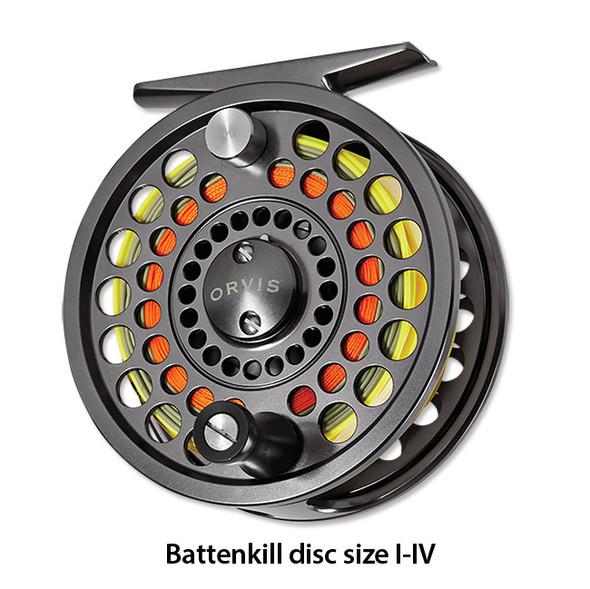 Orvis Battenkill Disc III Reel