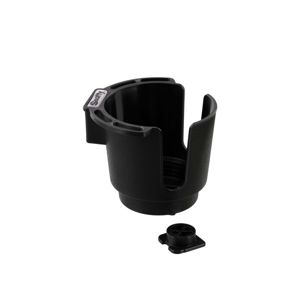 Scotty Cup Holder Black