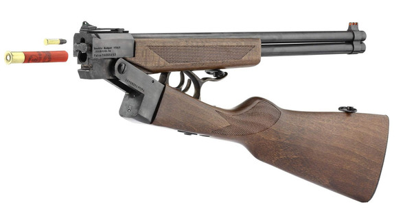 Chiappa Double Badger 410ga 22 WMR Wood Stock