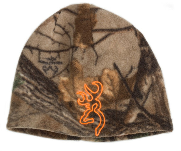 Browning Beanie All Seson Fleece Reversable