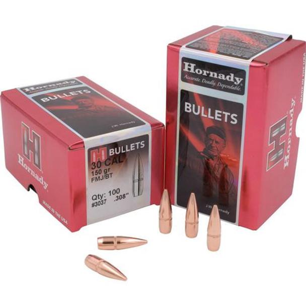 Hornady FMJ Rifle Bullets