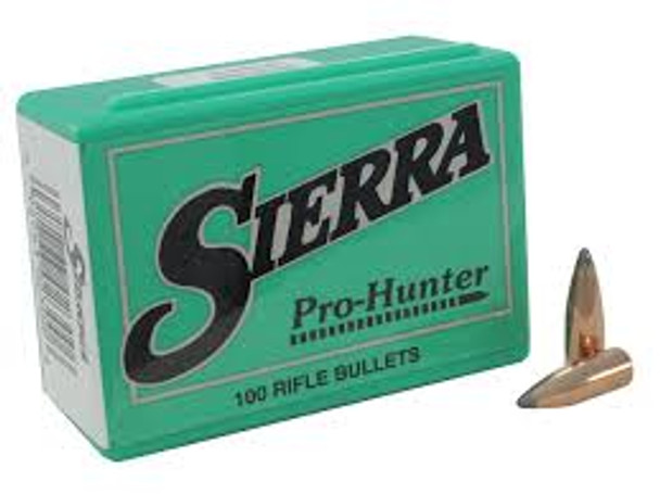 Sierra Pro Hunter Rifle Bullets