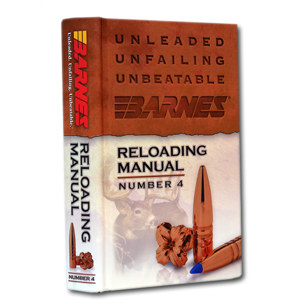 Barnes Reloading Handbook #4