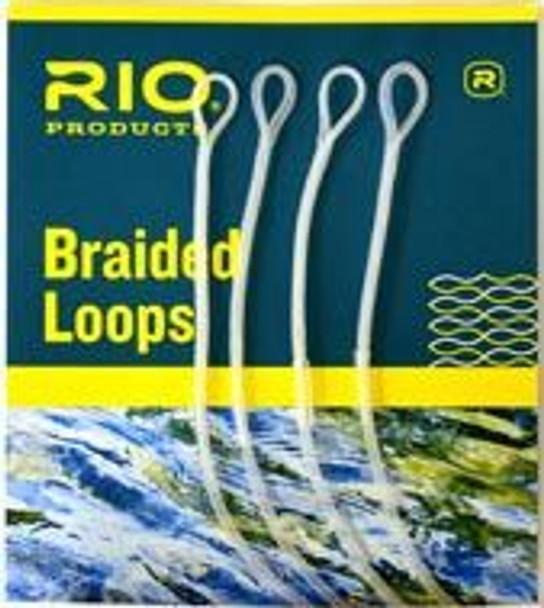 Rio Braided Loops 4pk
