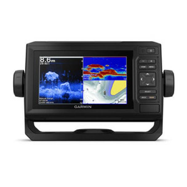 Garmin Echomap Plus New 65cv C/w Gt22hW-Tm Transducer & Canada Lake Vu G3 & Bluechart g3