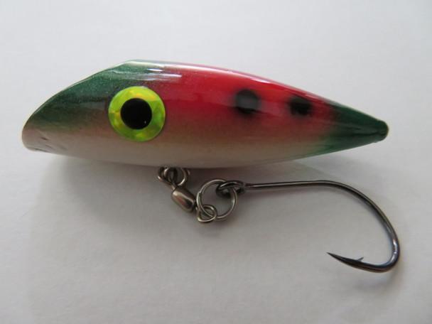 "Fishinator 2"" Wood Plugs"