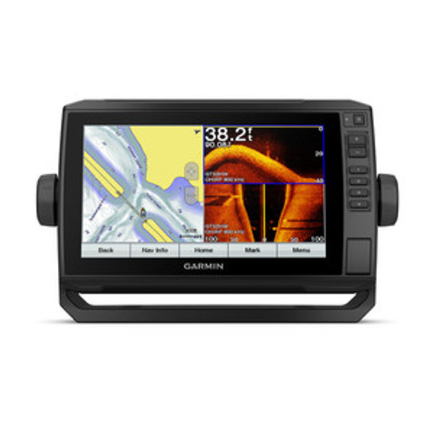 Garmin Echomap Plus New 93sv C/w Gt52hW-Tm Transducer & Us Lake Vu G3 & Bluechart g3