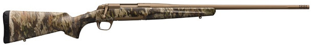 Browning X-Bolt 6.5 Creedmoor Hells Canyon Speed TDX c/w Muzzle Brake