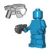 Minifigure Gun - Head Hunter Pistol