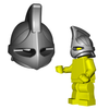 Minifigure Helmet - Rhino Helm