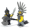 Custom LEGO® Shield - Trojan Shield