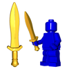 Minifigure Weapon - Xiphos