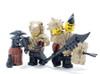 Custom LEGO® Weapon - Spiked Mace