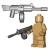 Minifigure Gun - Terrorizer Machine Gun