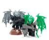Custom LEGO® Armor - Demon Armor