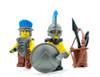 Custom LEGO® Helmet - Philistine Helmet