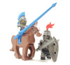 Custom LEGO® Armor - Greaves (Pair)
